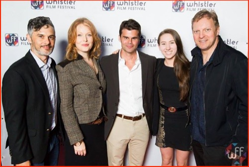 Patersons Wager Whistler Film Festival